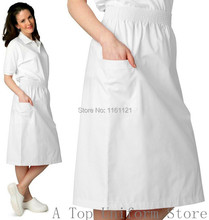 2015 Lab Coat Medical Suit Women's Summer And Autumn Medical Nursing Scrub Skirt Uniform,nursing Office Working free Shipping