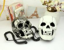 Чи сянь хэллоуин украшения новинка творческий игрушки хитрый ужасы пародия человека в целом забавный реквизит черепа