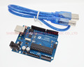 Free Shipping one set Funduino UNO R3 with USB cable line