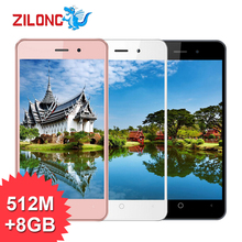 In Stock ! Original Leagoo Z1 4.0 Inch 3G WCDMA Mobile Phone Android 5.1 MT6580M Quad Core 512MB RAM 8GB ROM 3MP GPS Smartphone(China (Mainland))