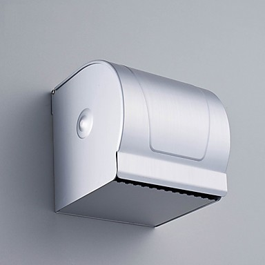 Space Stainess Steel Enclosed Waterproof and Dustproof Toilet Roll Holder(China (Mainland))