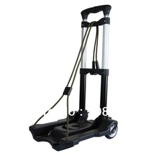 Sebter car portable folding luggage cart retractable folding bike car van trolley cart(China (Mainland))
