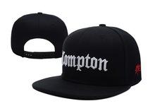 ssur COMPTON Snapbacks caps starter compton black most popular sports hats freeshipping