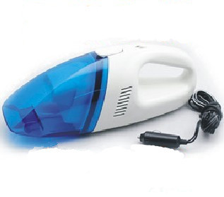 Free Shipping 12V 60W Car  Vacuum Cleaner High Power Wet-and-dry Dual Charge