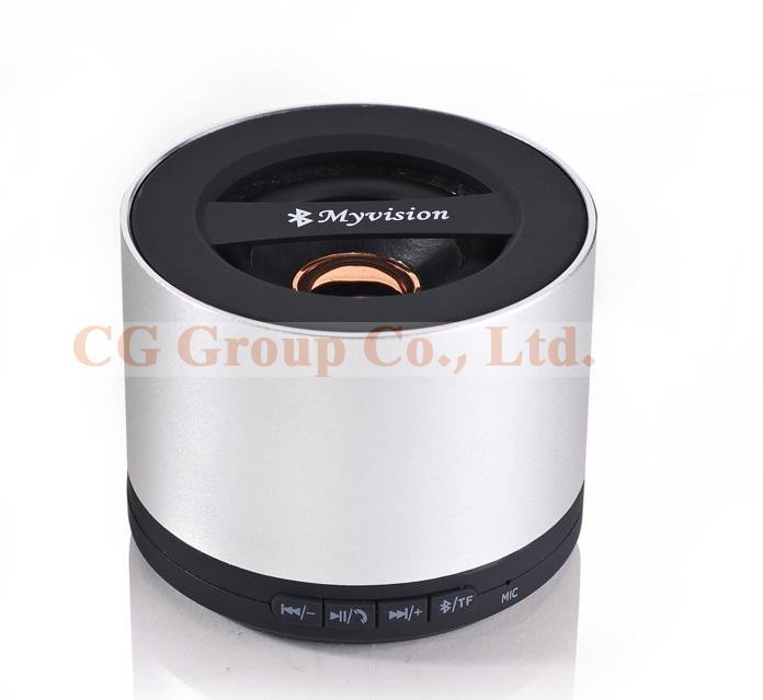My Vision New N9 mini portable bluetooth speaker V3.0 Used for phones,tablets, game consoles, MP3, MP4, computer,TF card reader(China (Mainland))
