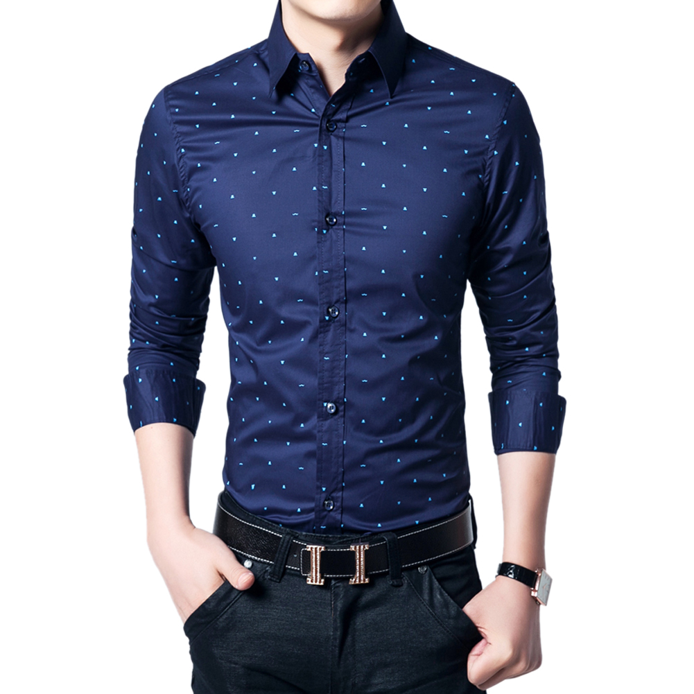 Blue Shirts For Mens