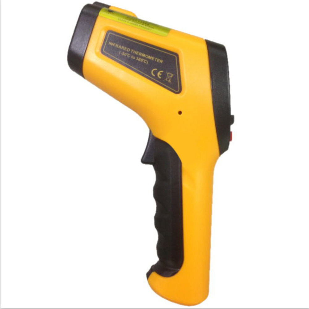 Sizzling 2016 Infrared Thermometer Excessive Temperature With Sort Ok Enter With Laser And Backlight HT-866 Vary -50 To 850 Diploma Celsius