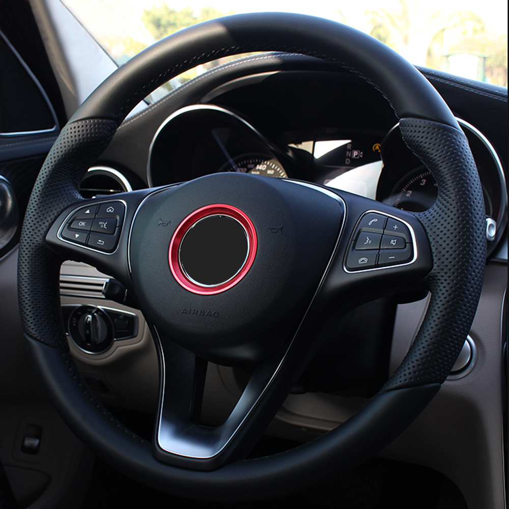 Mercedes benz steering wheel cover reviews online for Mercedes benz steering wheel cover
