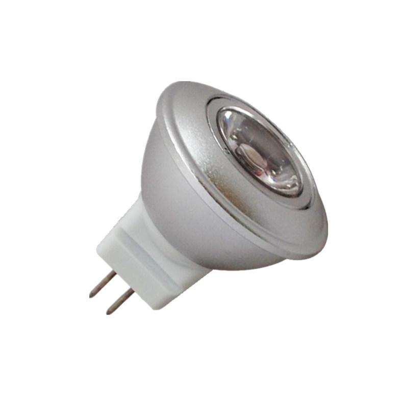 NEW 3W MR11 GU4 LED Bulb Lamp White/Warm White Spot Light Energy Saving Led Lighting Free Shipping Ultra Bright LED Spotlights(China (Mainland))