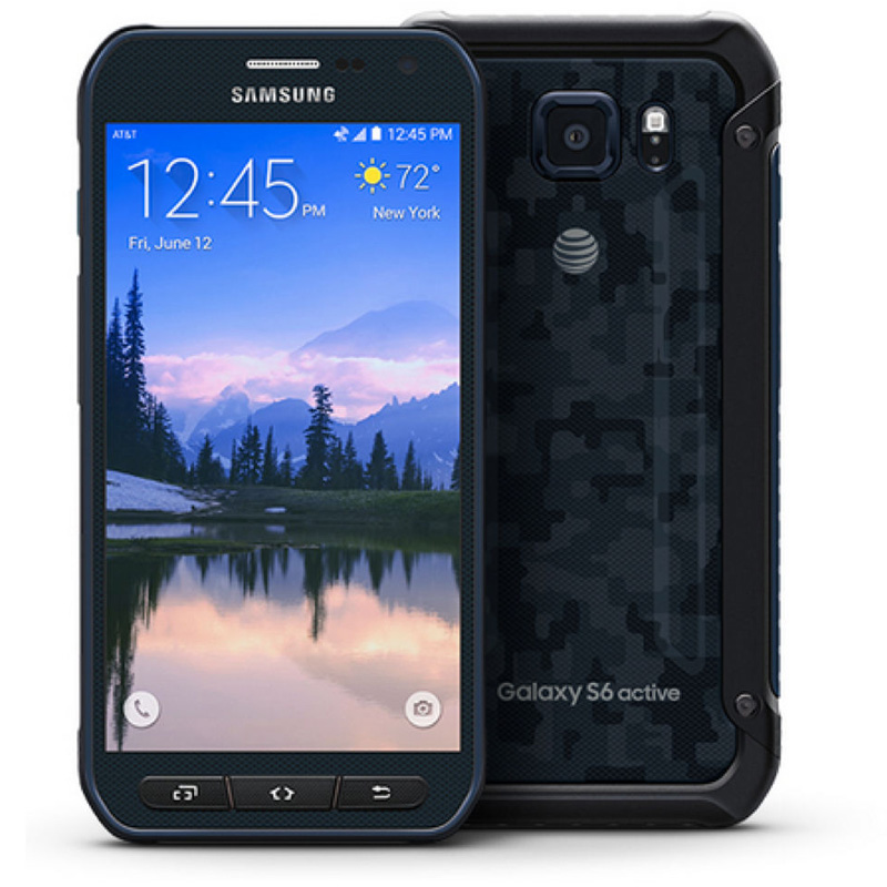 Original Samsung Galaxy S6 Active / G890A Octa Core Android 5.0 Cellphone 3GB+32GB 16MP Camera 5.1 inch Unlocked Phone WiFi(China (Mainland))