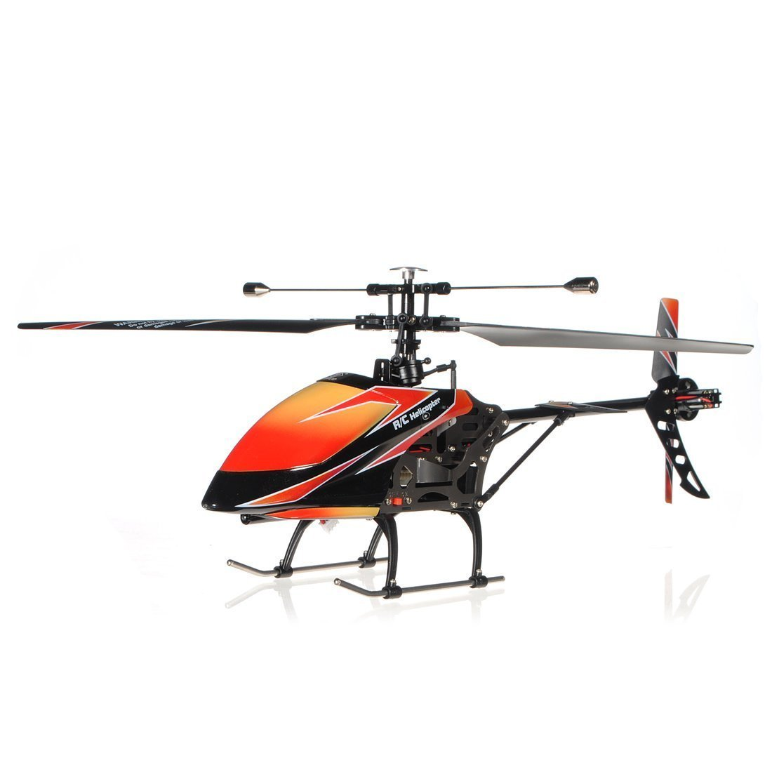 heliocptero Large WLtoys V912 Sky Dancer 4CH RC Helicopter With Gyro BNF without transmitter(China (Mainland))