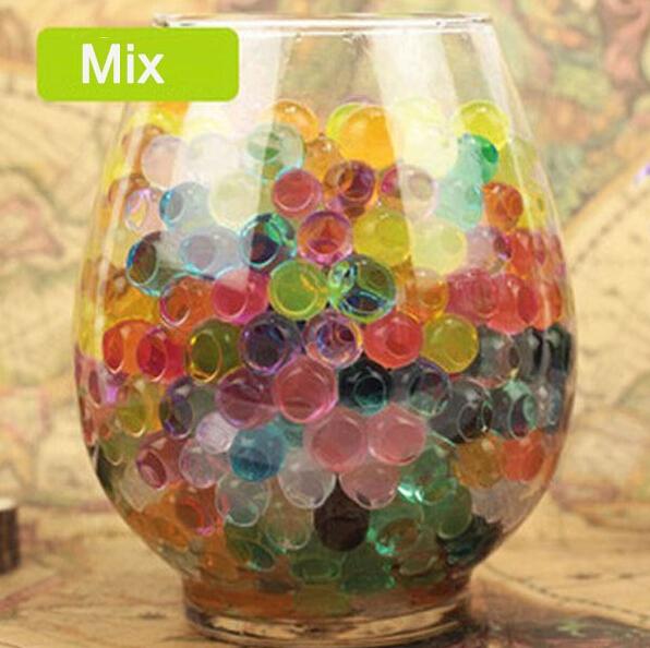 Кристаллическая почва Gel Beads