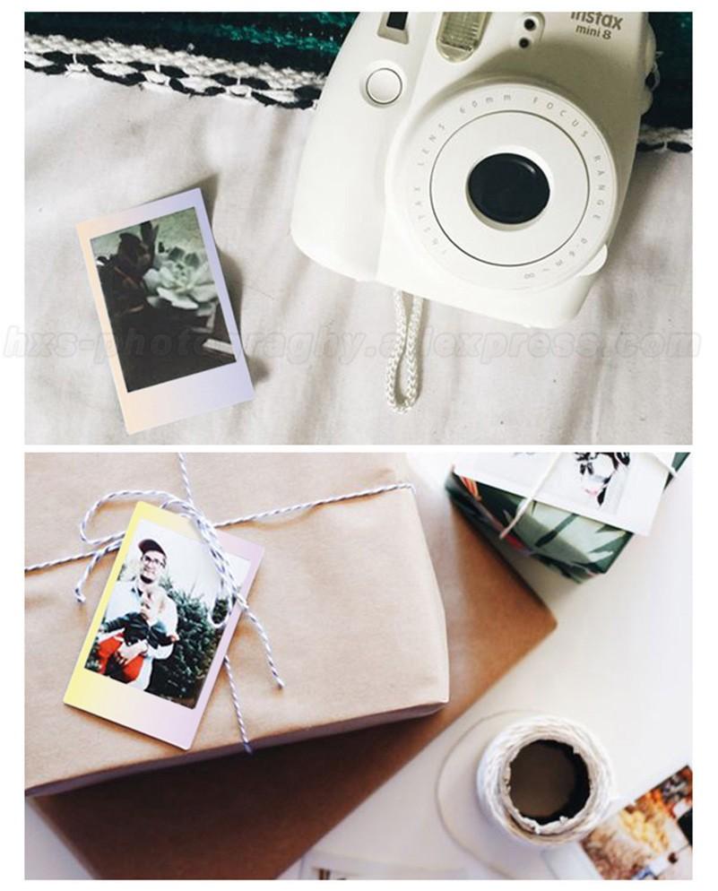 Fujifilm Instax Mini Instant Film Macaroon (7)