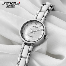 Sinobi 2015 new Fashion watches, luxury brand leather strap quartz watch, Women's Fashion watches, watch women 9486