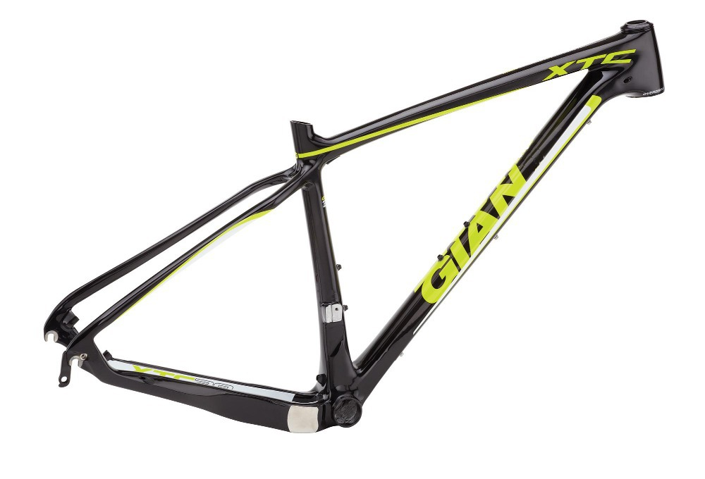 """2014 THE NEW Carbon fiber bicycle MTB FRAME GIANT XTC SL 29"""" *15 CARBON FRAMESET CARBON FRAME EMS free shipping(China (Mainland))"""