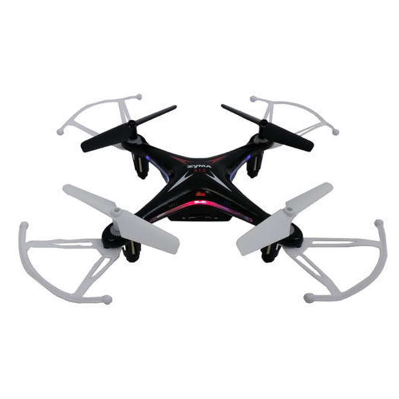 Original Syma X13 Mini Drone 2.4G 4CH 6-Axis Gyro Remote Control Aircraft Roll 360 Helicopters Without Camera Fast Shipping <br><br>Aliexpress