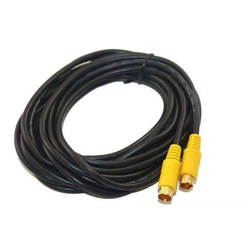 Free shipping Wholesale professional 15 Feet S-Video S Video S-Vhs 4-4 Pin Cable 4 DVD HDTV TV MZ1014
