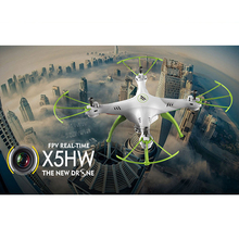 Syma X5HW FPV RC Quadcopter drone with WIFI Camera 2.4G 6-Axis VS Syma X5SW Upgrade RC Helicopter