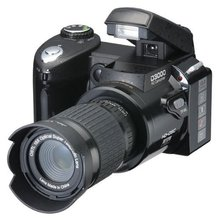Digital Camera  DSLR Polo Protax D3000 long-focus16MP 3.0 TFT 21X Optical Zoom HD LED Headlamps