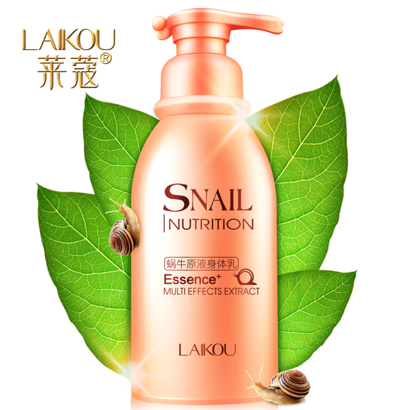 The snail incense moisturizing body lotion 250 g can protect wet moist skin<br><br>Aliexpress