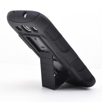 Etui plecki do Samsung Galaxy S3/S4/S5/S6/S6 edge wstrząsoodporne czarne