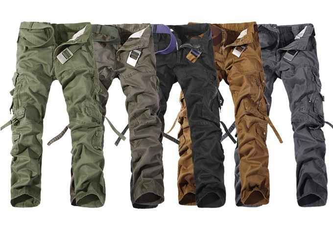 juniors black cargo pants - Pi Pants