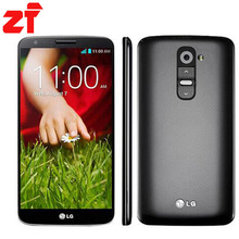 Original LG G2 D802 Unlocked GSM 3G&4G Android Quad-core RAM 2GB 5.2″ 13MP ROM 32GB WIFI GPS Mobile Phone dropshipping