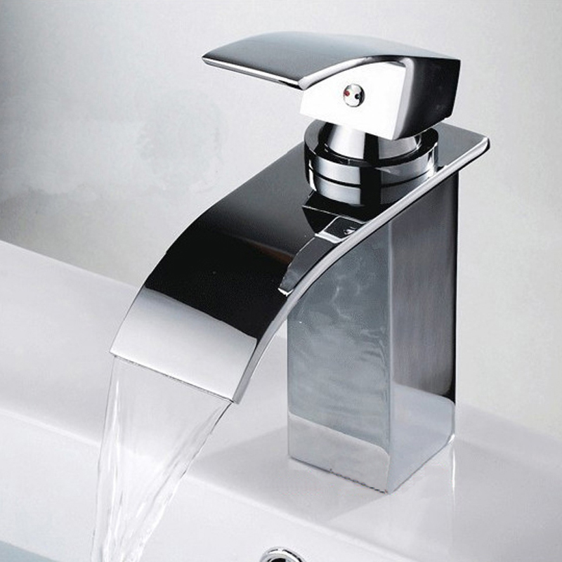 Фотография Freeshipping Water Tap,Waterfall Faucet,Faucets Bathroom,Mixer Tap,Bath Faucet Shower