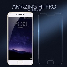Buy Meizu MX6 Tempered Glass Screen Protector NILLKIN Amazing H+PRO Nanometer Anti-Explosion 2.5D 0.2mm Tempered Glass Film for $8.99 in AliExpress store