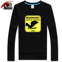 Hotselling How to Train Your Dragon Toothless o-neck casual t shirts full sleeve for men T shirt for women men t-shirt