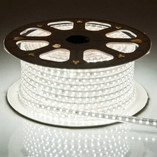 YL LED Strip 5050 Waterproof IP67 Waterproof AC 220V LED Flexible Strip 60leds/m 5050SMD LED Flexible Light With Power EU Plug(China (Mainland))