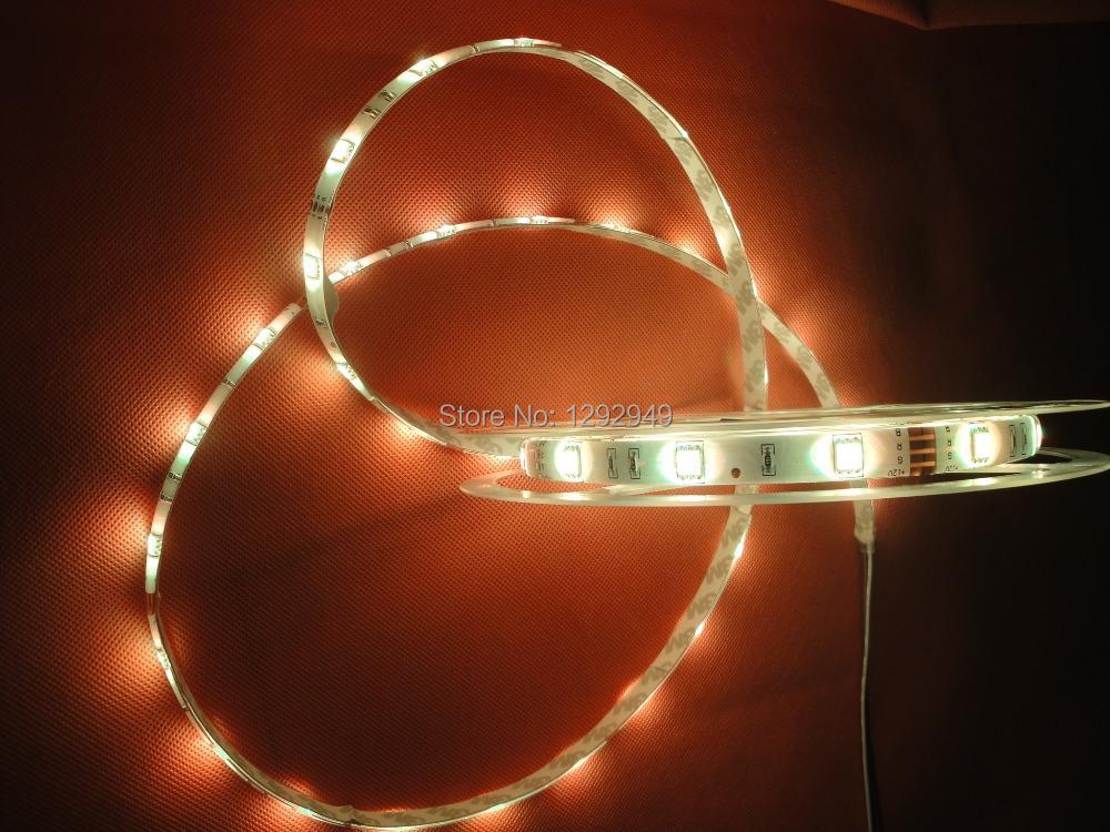 Flexible 5050LED Strip Light Lamps Cool White /Warm White /Red /Green/Yellow /RGB UV color 24V 5m 300 leds 30led/m ip20 strip(China (Mainland))
