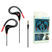Original Sports 3.5mm Stereo Earbuds With  Mic For Mobile Phone MP3 MP4 Earphone Wholesale