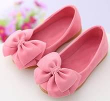 CMSOLO רגיל מוצק אדום ילדים מקרית נעלי בנות תינוקות ילדים סתיו הקיץ נקבה להחליק על צהוב נעל עבור בנות(China)