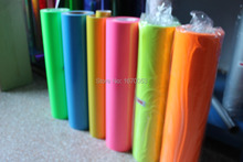 Heat Transfer Film 0.5*6M Per Roll / Heat Press Transfer PVC Vinyl Film(China (Mainland))