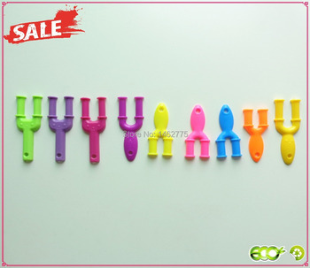 Diy игрушки красочные рогатки ткацкий станок для макияжа резинки браслет ( QY )