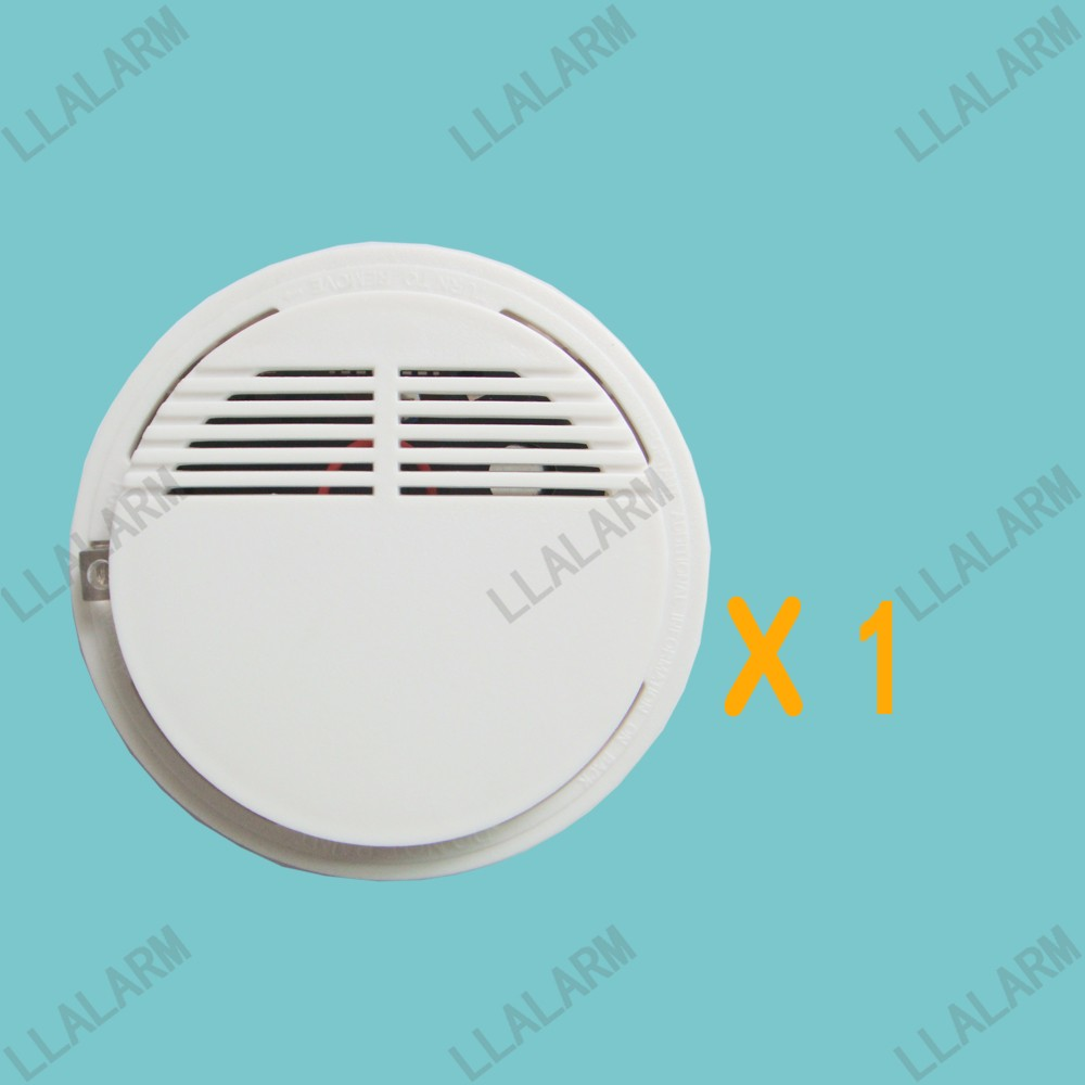 stable photoelectric indenpendent wireless smoke detector high sensitive fire alarm sensor for. Black Bedroom Furniture Sets. Home Design Ideas