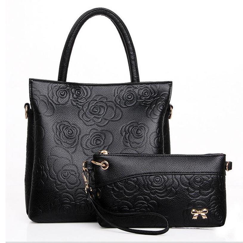 2016 New Hotsale Quality PU Leather Women Handbag Guarantee Fashion Shoulder Bags Women Messenger Bags brand women tote purses(China (Mainland))