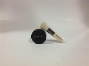 Новый голые + щетки макияж 8 г водонепроницаемый масло-контроля минералы фонд косметический ...