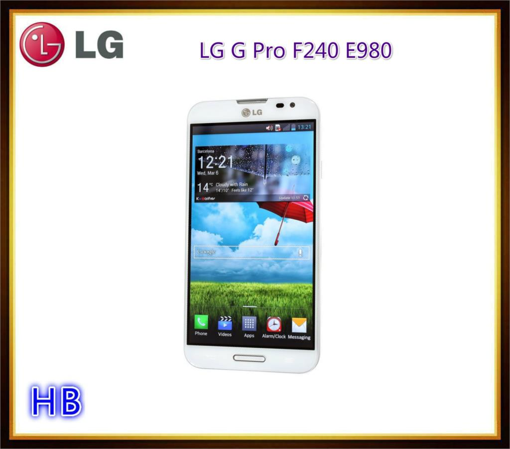 Мобильный телефон LG Optimus G Pro F240 E980 13 Gps WIFI 4G && arabic language and semantic web