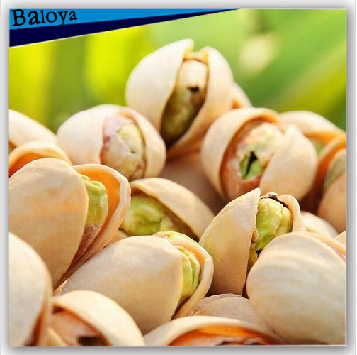 Big pistachios 250g/pack Chinese food A grade health green food dried nuts foods(China (Mainland))