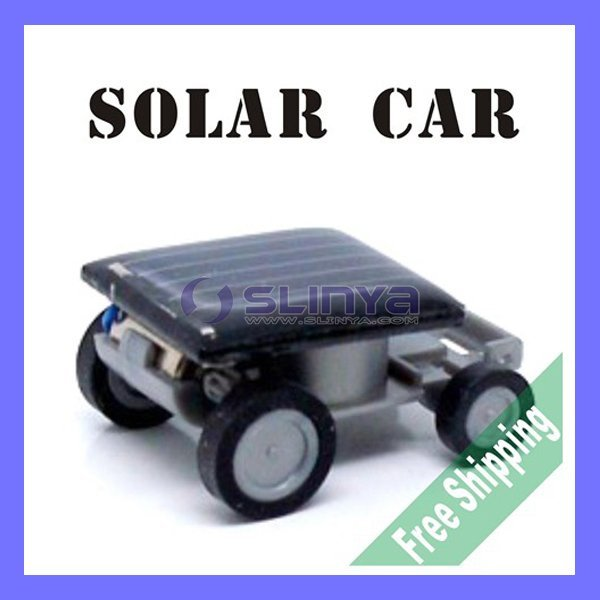 New design Sunlight Toys solar car