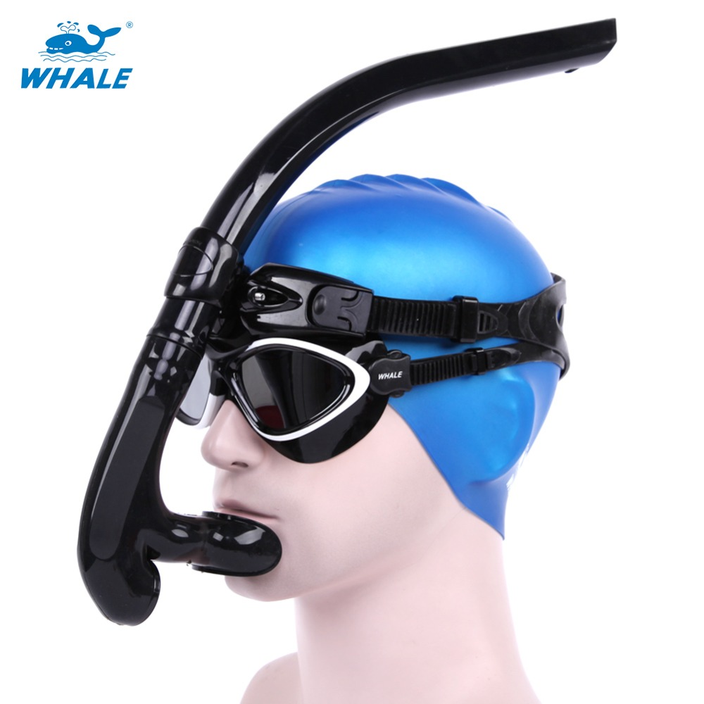 Professional Design Whale Patent Brand Diving Center Snorkel Breathing Tube Top Quantity Guarantee Scuba Diving Tube For Adults(China (Mainland))