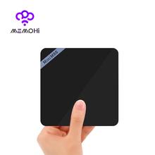 Mini M8S II Amlogic S905X 4K Android 6.0 Set-top box VP9 2GB DDR3 8GB/16GB eMMC Smart TV Box BT 4.0 2.4GHz WiFi Kodi Player(China (Mainland))