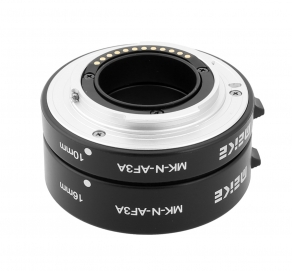 Meike Metal Auto Macro Focus AF Extension Tube N-AF-3A for Nikon 1 Mount Camera J1 J2 J3 V1 V2<br><br>Aliexpress