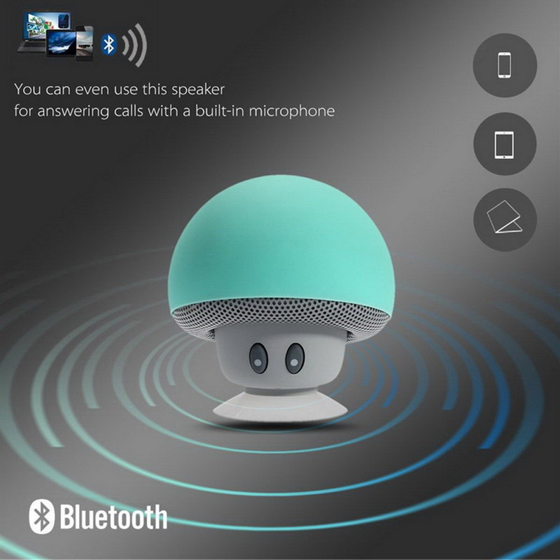 Mini Bluetooth Speaker Handsfree Call Microphone For Siswoo R8 Monster Subwoofer Stereo Speakers(China (Mainland))
