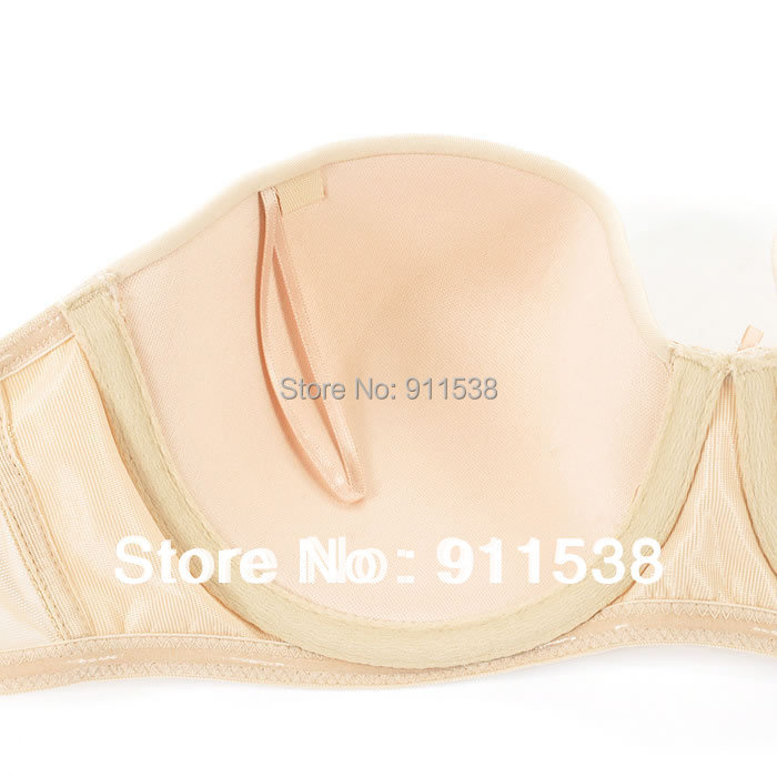 Non Slip Strapless Bra - Backless Bra