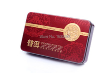 2015 Hot Sale Black Tea Flavor Pu er Puerh Tea Chinese Mini Yunnan Puer Tea Gift