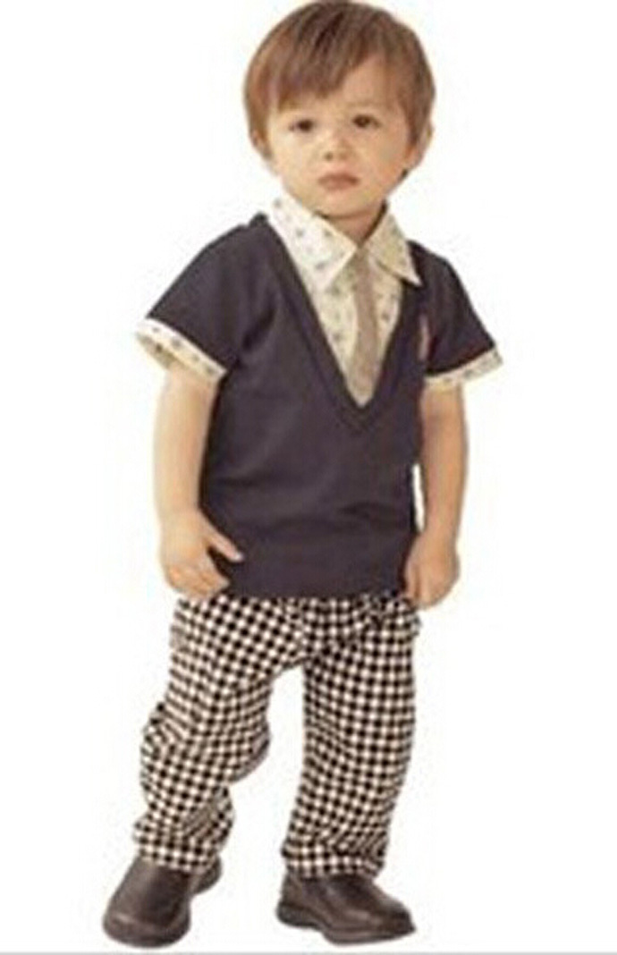 Discount Designer Baby Boy Clothes baby boy clothing suit fashion
