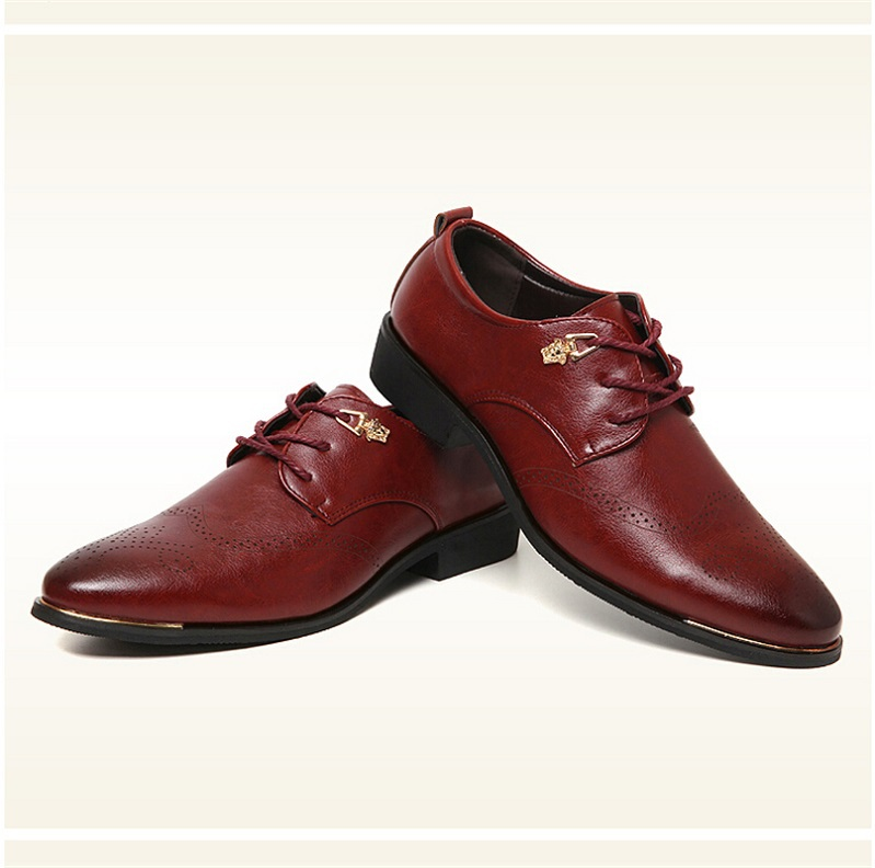 brand new mens dress shoes fashion oxford shoes for